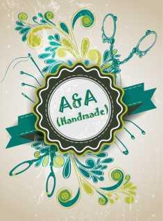 Handmade A&A логотип