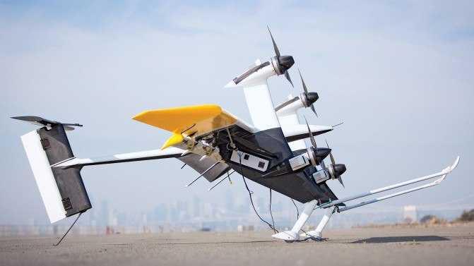 Google планирует запуск ветряных турбин, похожих на самолеты.