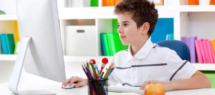 Американцы доказали, что мониторы компьютеров не снижают детское зрение